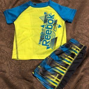 Reebok shirt and shirt set size 12m